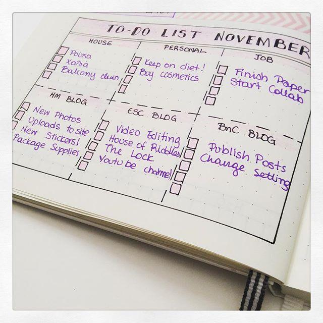 Planwithme - Day 3 Nov2016