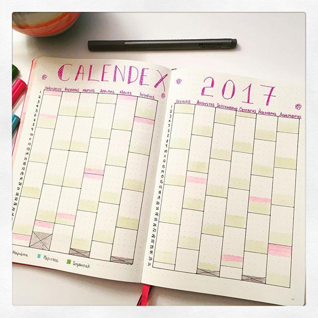 Calendex 2017