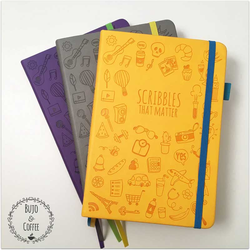 Why I Switched To Scribbles That Matter Journal Bujoncoffee