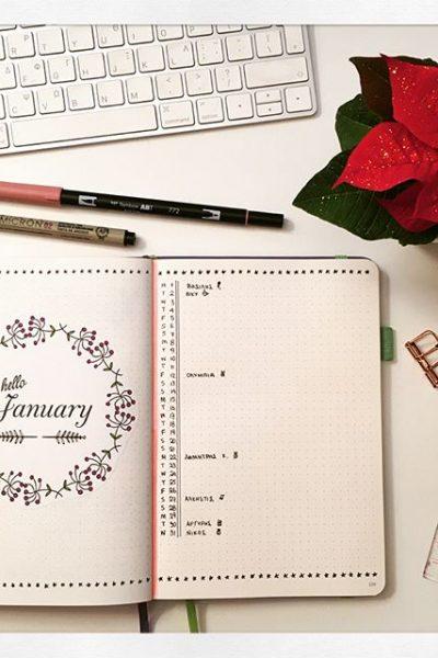 January setup