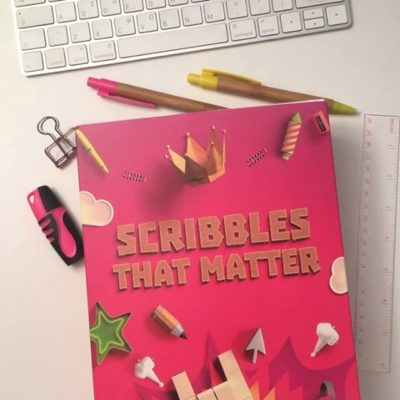 Scribbles that Matter : Bullet Planner Journal