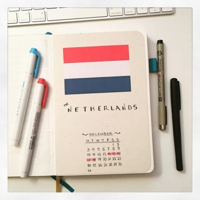 Travel Journal: The Netherlands