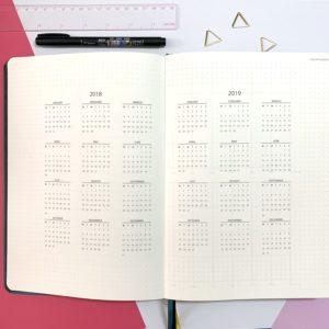 Scribbles That Matter Bullet Planner